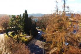 pohled z okna (Prodej, byt 3+1, Žďár nad Sázavou)