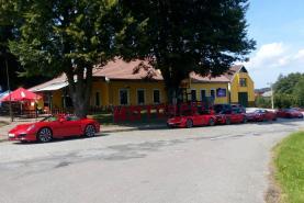 Prodej, motorest, Skuhrov