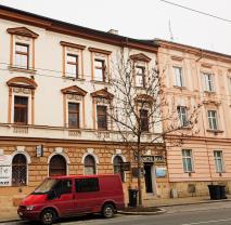 Pronájem, byt 1+1,34 m2, Plzeň, Koterovská ul.
