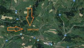 Prodej, les, 105471 m2, Víchová nad Jizerou