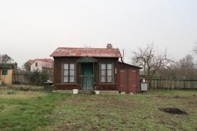 Prodej, zahrada, 2563 m2, Vroutek, ul. Nádražní