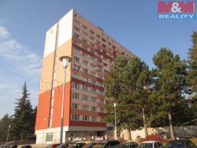 Pronájem, byt 1+kk,26 m2, Brno - Lesná