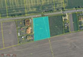 Prodej, pozemek 3820 m2, Cítoliby