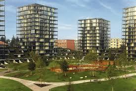 Prodej, byt 1+kk, 48 m2, Praha, Central Park s terasou