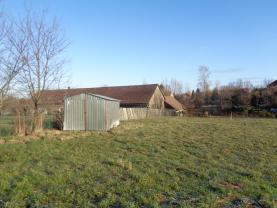 Prodej, stavební pozemek 1693 m2, Turkovice
