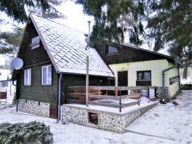 Prodej, chata, 50 m2, Čerňovice - Hracholusky