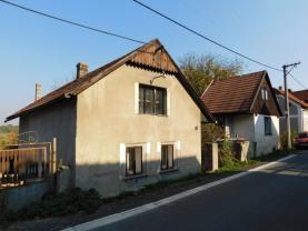 Prodej, rodinný dům 2+1, 62 m2, Vysoká - Bosyně
