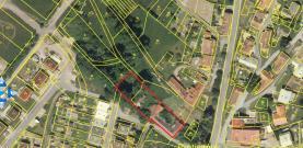 Prodej, stavební parcela , 1400 m2, Protivanov, ul. Bukovská