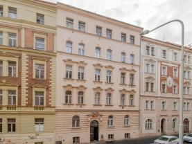 Pronájem, byt 2+1, 87 m2, Praha 3, ul. Řehořova