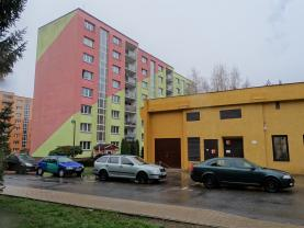 Pronájem, byt 1+1, 43 m2, Benešov nad Ploučnicí