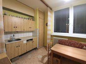 Prodej, byt 1+1, 38 m2, Ostrava - Poruba, nám. A. Bejdové