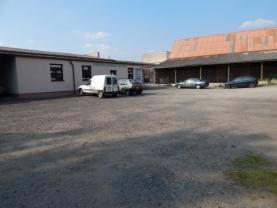 Pronájem, obchodní objekt, 680 m2, Dražkovice