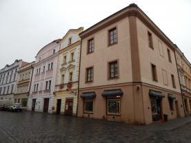 Pronájem, obchod a služby, Pardubice, ul. Svaté Anežky České