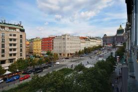 Pronájem, kancelářské prostory, 24 m2, Praha 1 - Nové Město