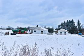 Prodej, stavební parcela, 774 m2, Chotěboř