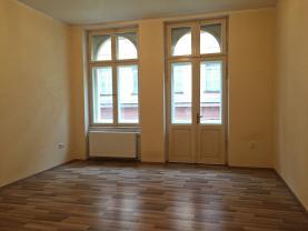 Pronájem, byt 2+1, 80 m2, Plzeň, ul. Solní