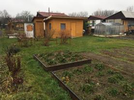 Prodej, zahrada 275 m2, Ostrava, ul. Špillarova