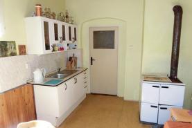 Kuchyň (Prodej, chalupa, 700 m2, Lužec - Vroutek), foto 2/26