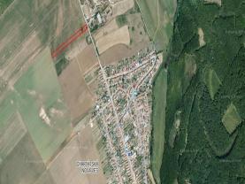 Prodej, pozemek, 6635 m2, Charvátská Nová Ves
