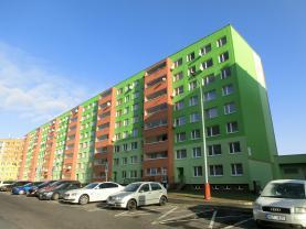 Prodej, byt 2+kk, OV, 39 m2, Most, ul. Františka Malíka