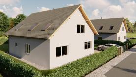Prodej, rodinný dům, Nymburk - Chvalovice, obec Kovanice