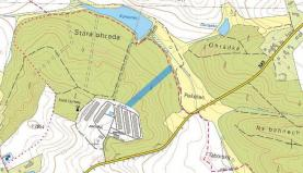 Prodej, les, 9308 m2, Kasalice