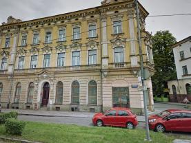 Prodej, obchod služby, 255 m2, Český Těšín, ul. Nádražní
