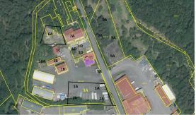 Pronájem, provozní plocha, 1400 m2, Ledce