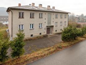 Prodej, byt 2+1, 52 m2, Chocerady
