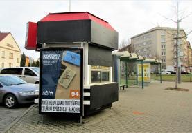 Pronájem, obchodní objekt, 8 m2, Plzeň - Liliová