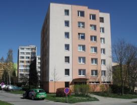 Pronájem, byt 1+kk, Jindřichův Hradec - Vajgar