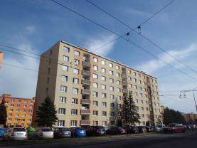 Prodej, byt 2+1, 52 m2, OV, Chomutov, ul. Zahradní