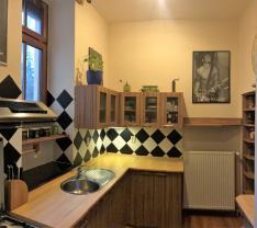 Prodej, byt 2+kk, 62 m2, sklep 30 m2, Plzeň