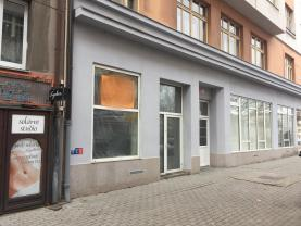 Pronájem, obchodní objekt, 120 m2, Plzeň, ul. Pařížská