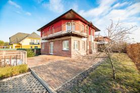 Prodej, rodinný dům, 207 m2, Praha 10 - Hájek