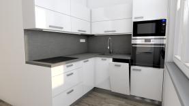 Prodej, byt 2+kk, 52 m2, Praha 5 - Smíchov