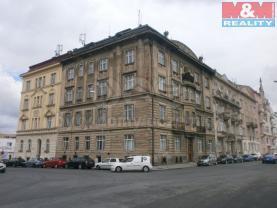 Pronájem, byt 2+kk, 54 m2, Plzeň, ul. Hálkova