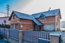 Prodej, rodinný dům 4+1, 1200 m2, Petřvald, ul. Kovalčíkova