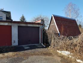 Prodej, garáž, OV, Liberec, ul. Jetelová