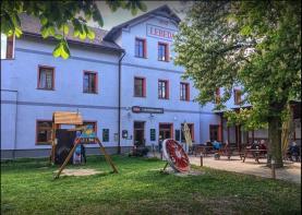 Pronájem, restaurace 1221 m2, Lužná u Rakovníka.