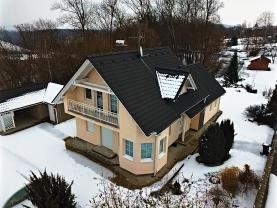 Prodej, rodinný dům 4+1, Bradlec, ul. Bezdězská