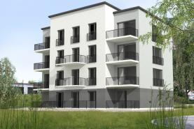 Prodej, byt 2+kk, 47 m2, OV, balkon, Liberec Františkov