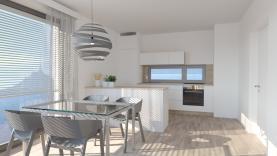 Prodej, byt 3+kk, 80 m2, OV, balkon, Liberec Františkov