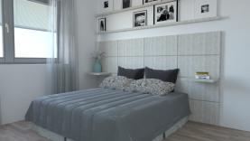 Ložnice (Prodej, byt 3+kk, 80 m2, OV, balkon, Liberec Františkov), foto 4/11