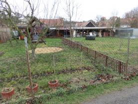 Pohled na pozemek 1.1 (Prodej, stavební pozemek 766 m2, Brozany n Ohří), foto 2/6