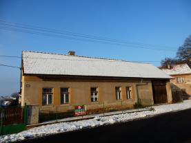 Prodej, rodinný dům 4+1, 604 m2, Benešov, Trhový Štěpánov