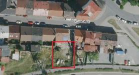 Pronájem, komerční pozemek, 221 m2, Plzeň, ul. Koželužská