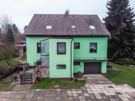 Prodej, rodinný dům, Praha, ul. V Rohožníku