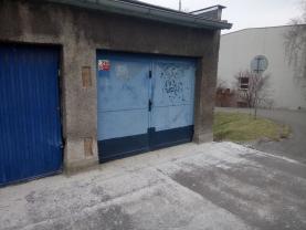 Prodej, garáž, Mariánské Hory, ul. Fráni Šrámka