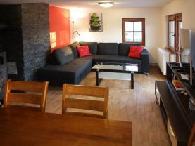 obývací pokoj s jídelnou (Prodej, rodinný dům, Jetřichovice), foto 3/30